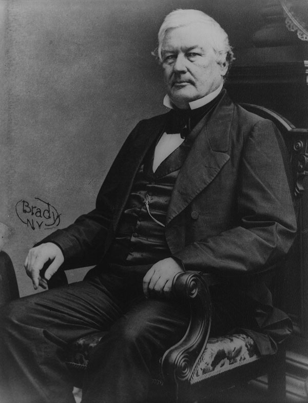 Millard Fillmore 13th U.S. President