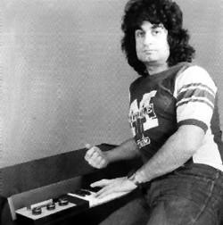 Patrick Moraz Keyboardist Extraordinaire