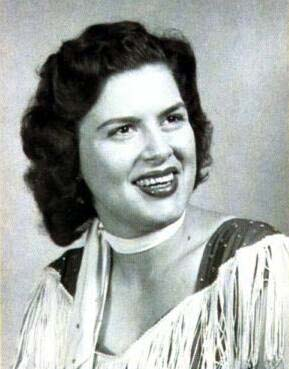 Patsy Cline Legendary Country Singer