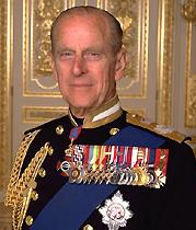 Prince Philip The Duke of Hazard