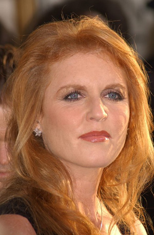 Sarah Duchess of York