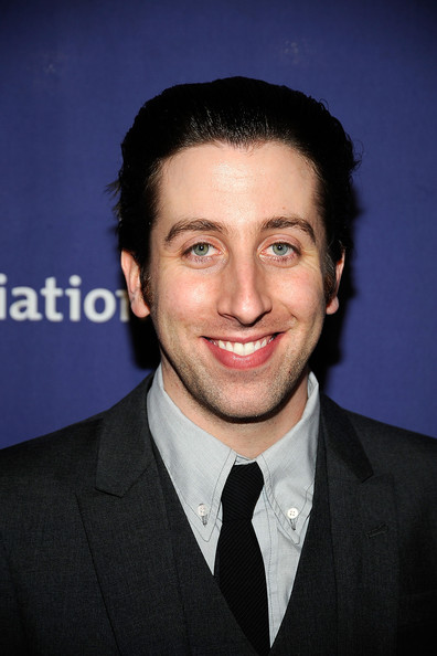 simon helberg and his wife