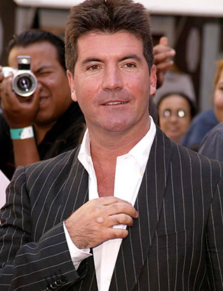 Simon Cowell The Mean One