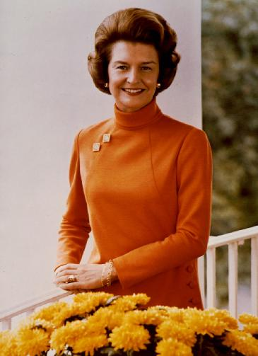 Betty Ford - Independent First Lady