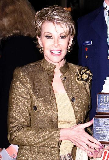 Joan Rivers: Comedian Extraordinaire!