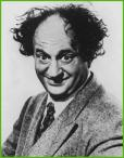 The Three Stooges: Larry Fine