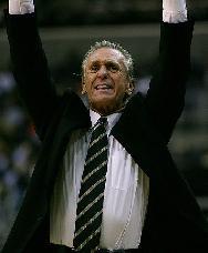 Pat Riley-NBA Coaching Great