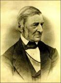 Ralph Waldo Emerson - U S poet, essayist and philosopher
