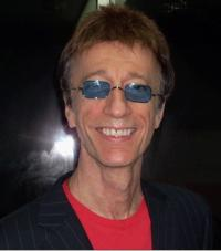 Robin Gibb: Bee Gees Co-Founder