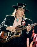 Stevie Ray Vaughan- Blues Guitarist