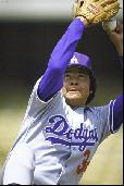 Fernando Valenzuela-Dodger Great