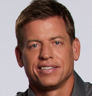 Troy Aikman Dallas Cowboy Great