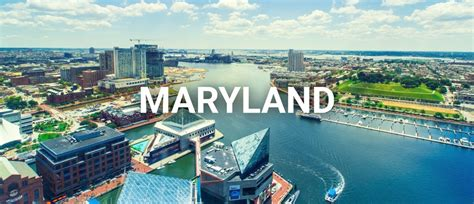 Maryland Fun Facts