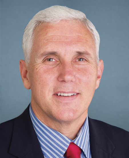 Mike Pence  U.S. Vice President