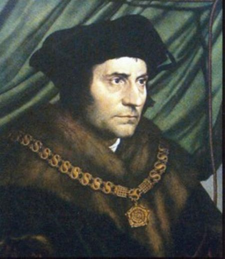 Thomas More  English Martyr