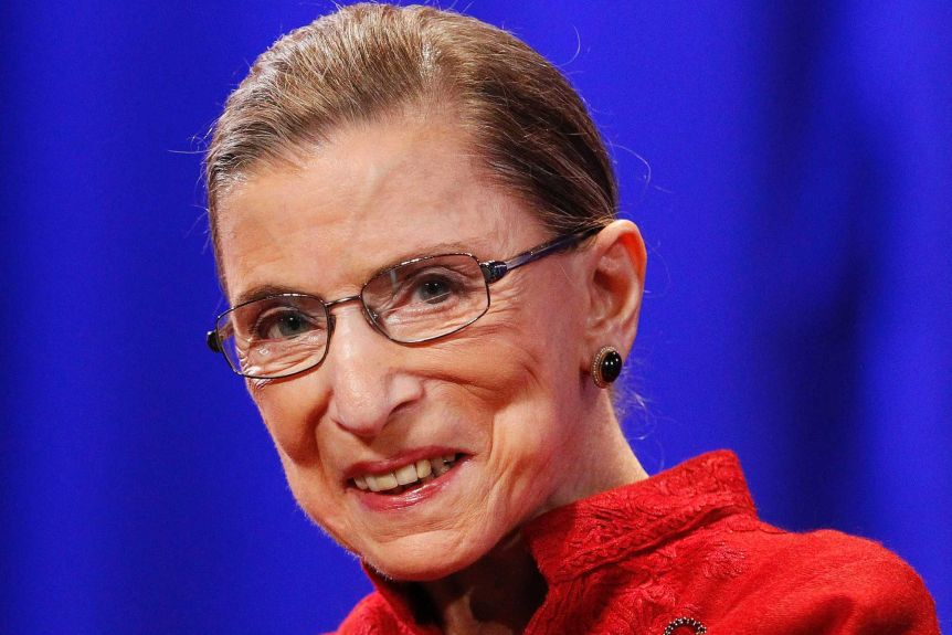 Ruth Bader Ginsburg  Womens Rights Campaigner  Renowned Supreme Court Justice