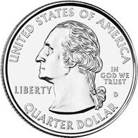 America the Beautiful Quarters Challenge