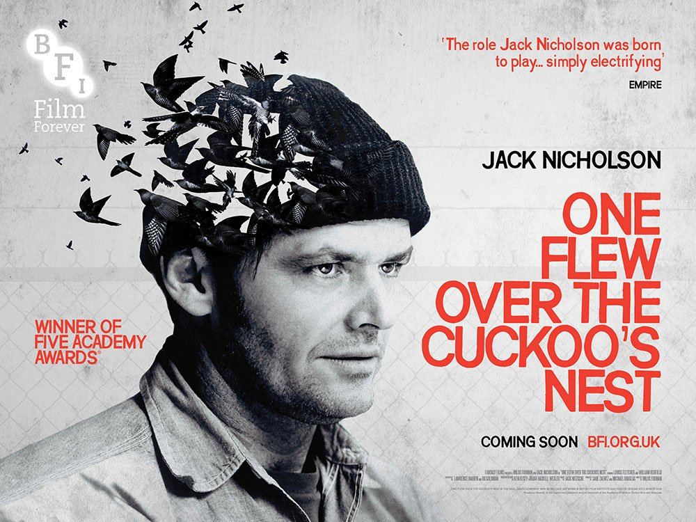 One Flew Over the Cuckoos Nest  1975 Film