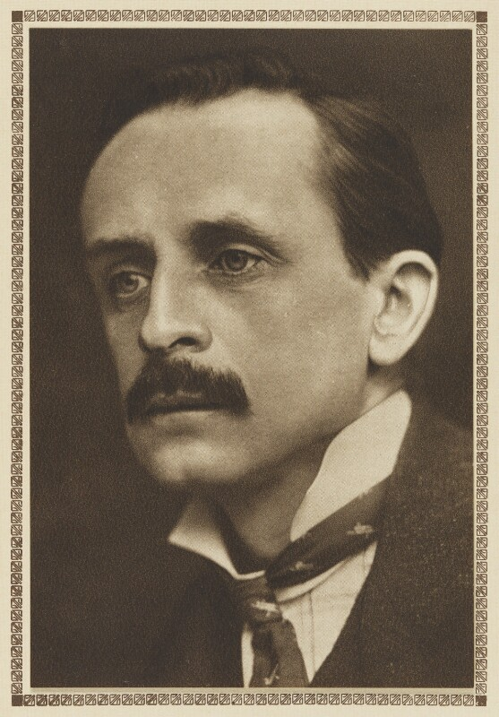 J. M. Barrie  Creator of Peter Pan
