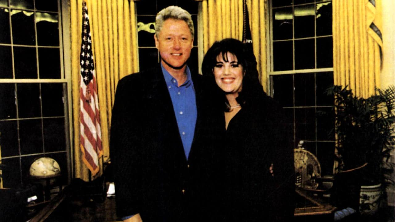 The Clinton  Lewinsky Affair