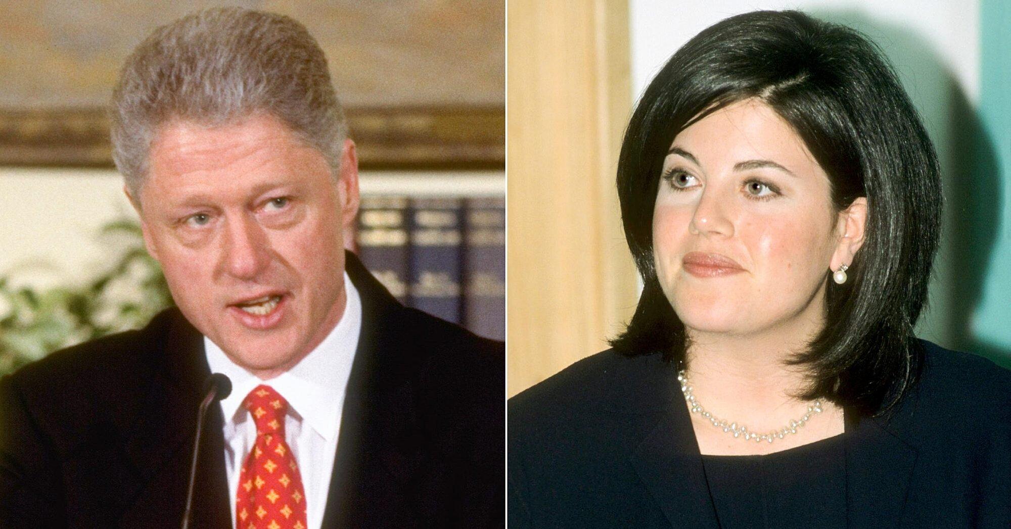 The Clinton  Lewinsky Affair Part 2