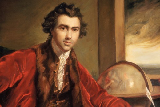 Joseph Banks  Renowned Botanist