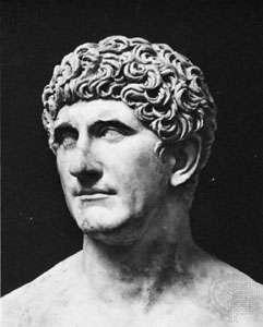 Mark Antony  Tragic Roman leader