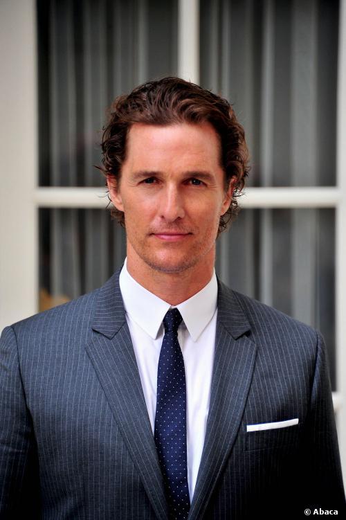 Matthew McConaughey  Man of many roles