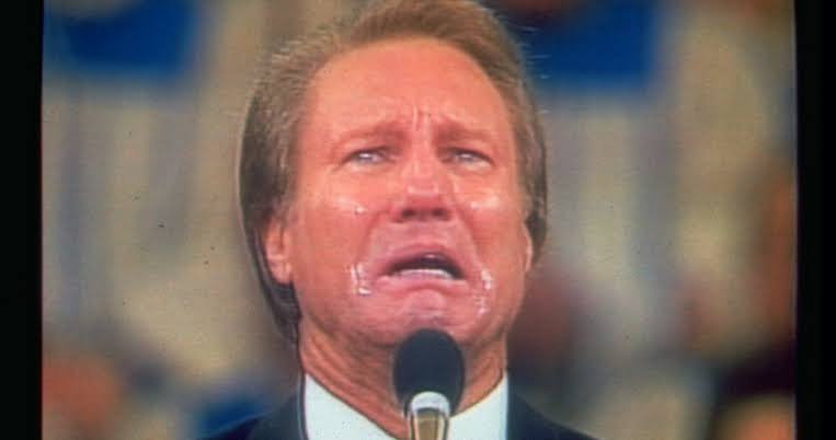 Jimmy Swaggart  Preaching Praying and Prostitutes