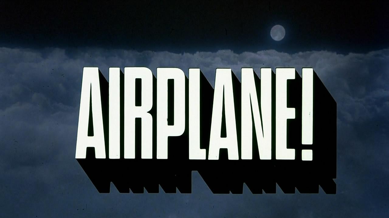 Airplane One Hilarious Movie