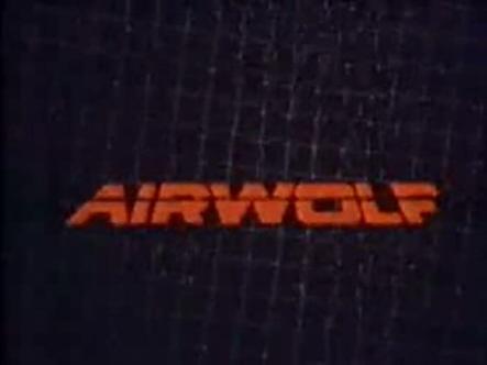 Airwolf The TV Series
