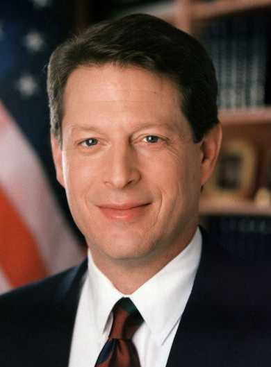 Al Gore His Life and the Environment