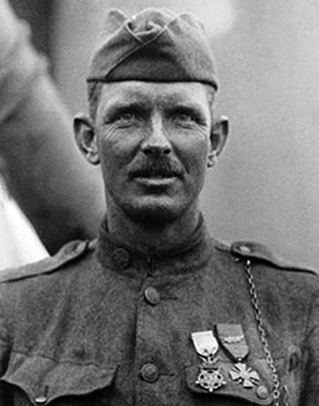 Alvin C. York American Hero