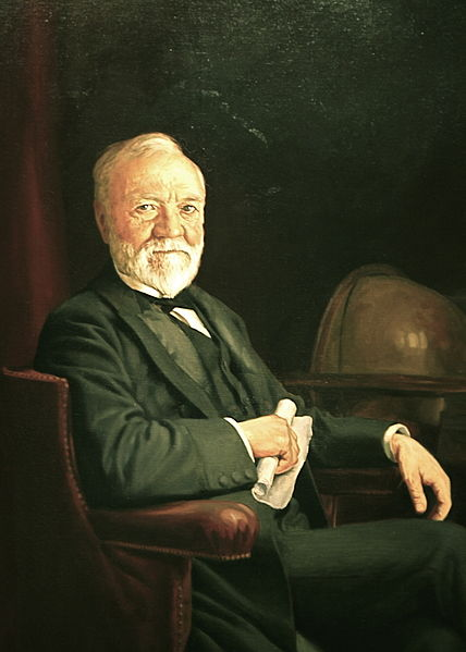 Andrew Carnegie  Millionaire Businessman and Philanthropist