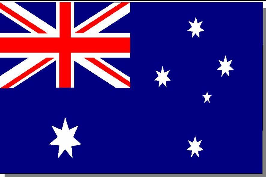 Australian Flag Facts  History