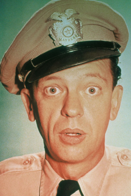 The Andy Griffith Show Barney Fife