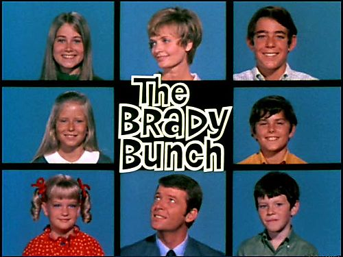 The Brady Bunch Names