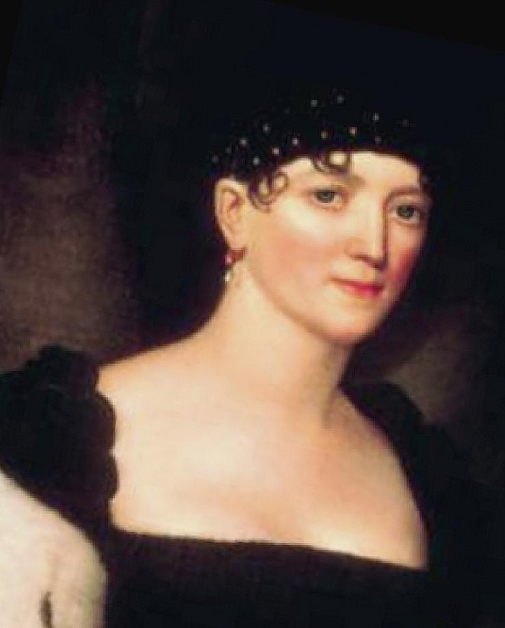 Elizabeth Monroe  Fifth First Lady