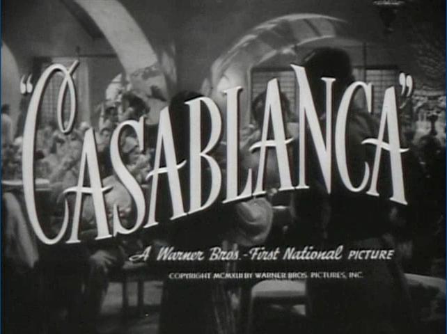 Casablanca Classic Film