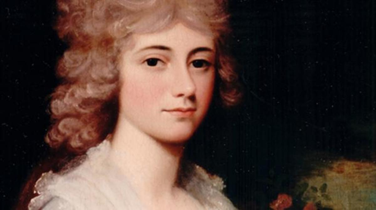 Louisa Adams  Sixth First Lady