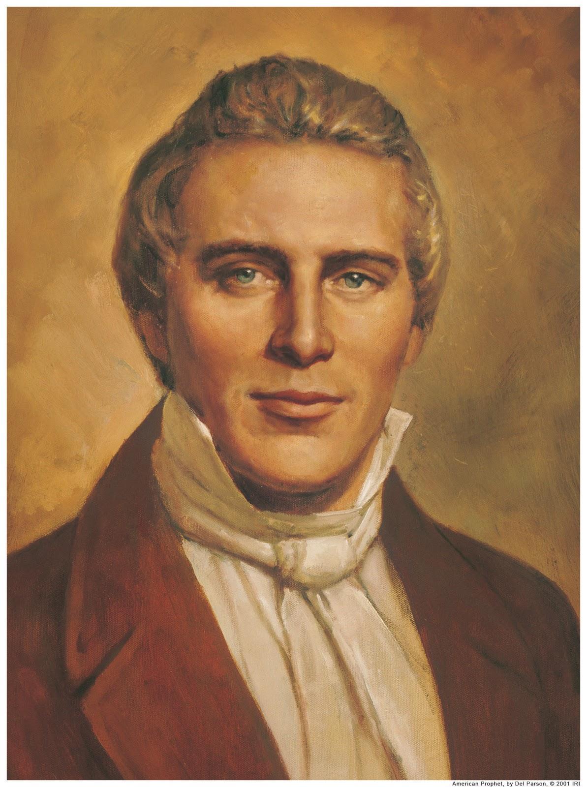 Joseph Smith  Founder of the Mormons