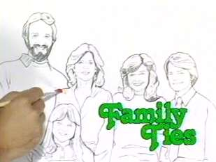 Family Ties Fun Family Sitcom