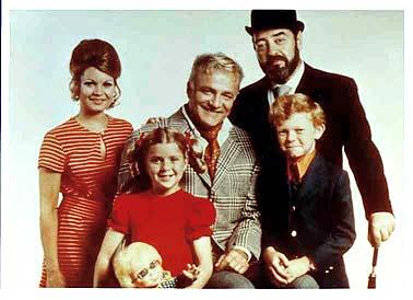 Family Affair A Cute Sitcom