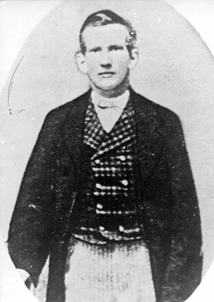 Frank James Brother of Jesse James