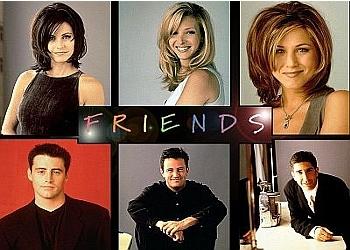 Friends TV Sitcom Season Seven Facts