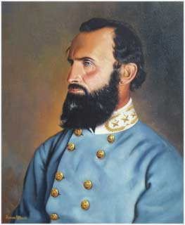 Stonewall Jackson  Legendary Civil War General