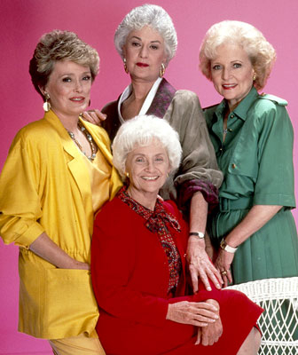 The Golden Girls  Four Funny Ladies