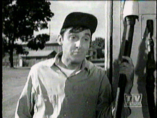 The Andy Griffith Show Gomer Pyle