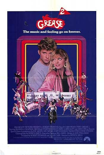 Grease 2 The Music  Feeling Go On
