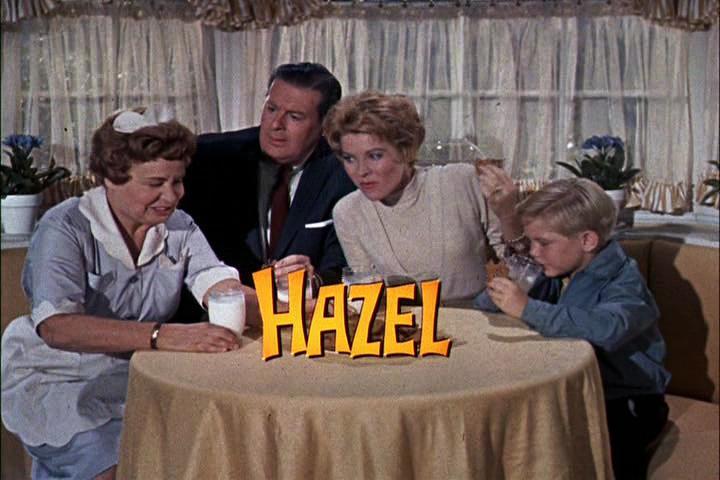 Hazel Super 60s Sitcom